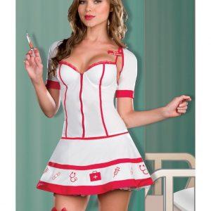 B181 Costum tematic infirmiera - Asistenta Medicala - Haine > Haine Femei > Costume Tematice > Asistenta Medicala