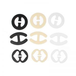 BRA59 Set clips pentru bretele - Accesorii sani - Haine > Haine Femei > Accesorii > Accesorii sani