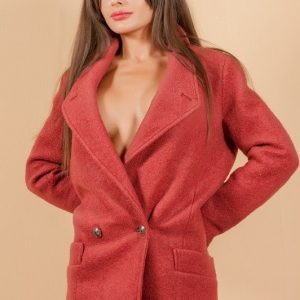 BSK191 Palton Iarna Dama - Bershka - Haine > Brands > Bershka