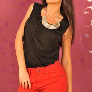 BsK09 - Pantaloni Scurti Jeans - Bershka - Haine > Brands > Bershka