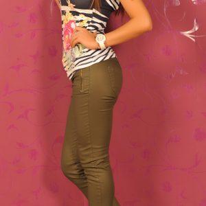 BsK134 Pantaloni Lungi Dama - Bershka - Haine > Brands > Bershka