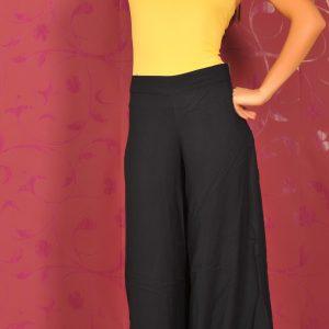BsK171 Pantaloni Dama Evazati - Bershka - Haine > Brands > Bershka