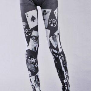 CL10 - Colanti Dama cu Model - Colanti - Haine > Haine Femei > Pantaloni Dama > Colanti