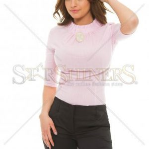Camasa Artista Simple Design Pink - Camasi -