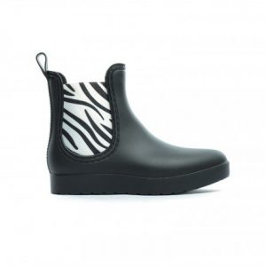 Cizme Cella Negre Zebra - Cizme - Cizme