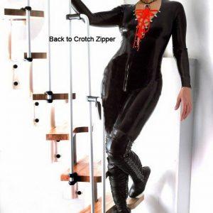 G114 Salopeta Latex PVC - Costume latex si PVC - Haine > Haine Femei > Costume latex si PVC