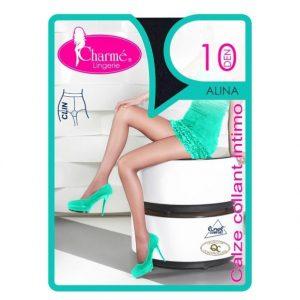 GAT1-1 Ciorapi Charme Alina subtiri cu chilot - Ciorapi Charme - Haine > Haine Femei > Ciorapi si manusi > Ciorapi Charme