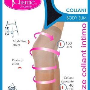 GAT22-1 Ciorapi Body Collant cuchilot si efect body slim push-up - Ciorapi Charme - Haine > Haine Femei > Ciorapi si manusi > Ciorapi Charme