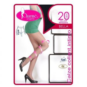 GAT23-884 Ciorapi Bella subtiri cu chilot si efect relaxant - Ciorapi Charme - Haine > Haine Femei > Ciorapi si manusi > Ciorapi Charme