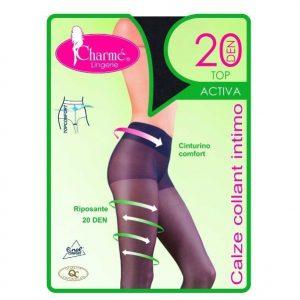 GAT7-888 Ciorapi Top Activa cu centura soft - Ciorapi Charme - Haine > Haine Femei > Ciorapi si manusi > Ciorapi Charme