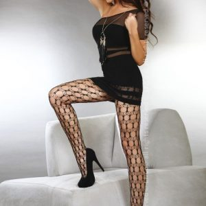 Livia Corsetti 215-1 Ciorapi sexy din plasa - Ciorapi dama - Haine > Haine Femei > Ciorapi si manusi > Ciorapi dama