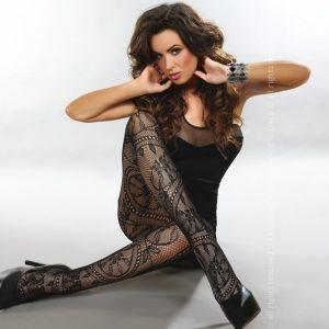 Livia Corsetti 216-1 Ciorapi sexy cu model din plasa - Ciorapi dama - Haine > Haine Femei > Ciorapi si manusi > Ciorapi dama