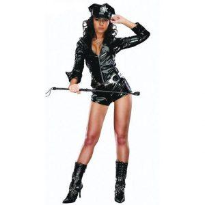 P215 Costum Halloween politista - Politista - Gangster - Haine > Haine Femei > Costume Tematice > Politista - Gangster