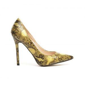 Pantofi Aidin Galbeni - Pantofi - Pantofi