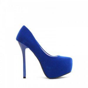 Pantofi Ando Albastri - Pantofi - Pantofi