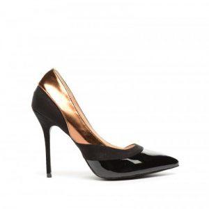Pantofi Argos Negri - Pantofi - Pantofi