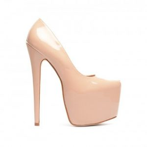 Pantofi Basko Bej - Pantofi - Pantofi