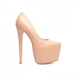 Pantofi Basko Nude - Pantofi - Pantofi