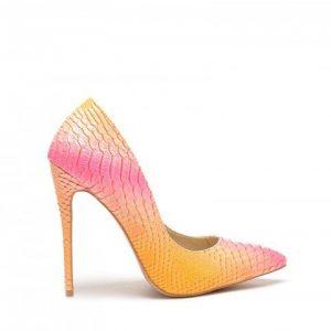 Pantofi Beldo Galbeni - Pantofi - Pantofi