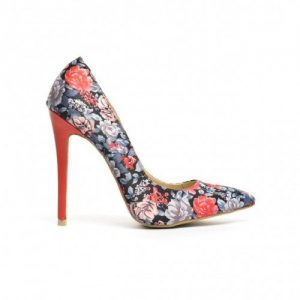 Pantofi Belona Rosii - Pantofi - Pantofi