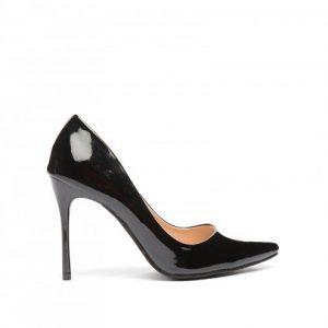 Pantofi Bemy Negri - Pantofi - Pantofi