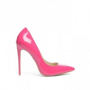 Pantofi Berta Fuchsia - Pantofi - Pantofi