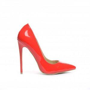Pantofi Berta Rosii - Pantofi - Pantofi