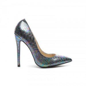 Pantofi Bistro Negri - Pantofi - Pantofi