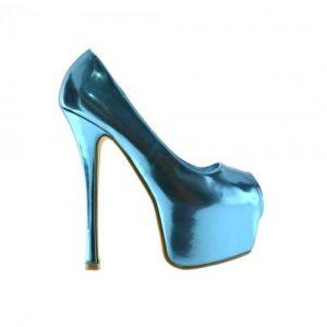 Pantofi Bote Albastri - Pantofi - Pantofi