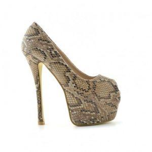 Pantofi Bote Khaki - Pantofi - Pantofi