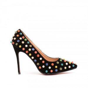 Pantofi Brenda Negri - Pantofi - Pantofi