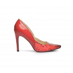 Pantofi Camo Rosii - Pantofi - Pantofi