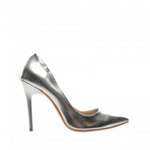 Pantofi Cleoma Argintii - Pantofi - Pantofi