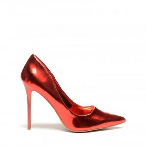 Pantofi Crismis Rosii - Pantofi - Pantofi