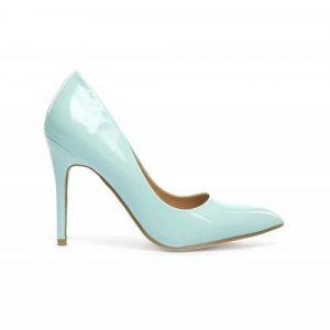 Pantofi Deman Albastri - Pantofi - Pantofi