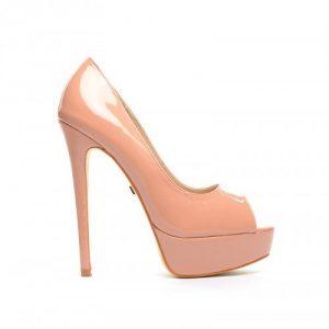 Pantofi Dinko Nude - Pantofi - Pantofi