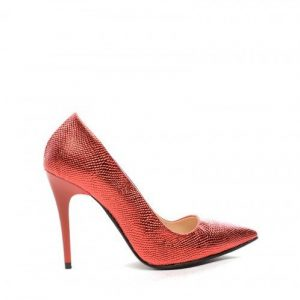 Pantofi Dismo Rosii - Pantofi - Pantofi