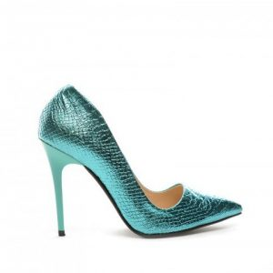 Pantofi Dismo Turcoaz - Pantofi - Pantofi