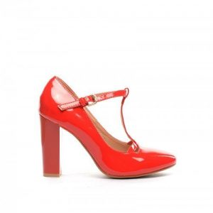 Pantofi Dufy Rosii - Pantofi - Pantofi