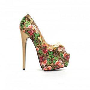 Pantofi Edera Maro - Pantofi - Pantofi
