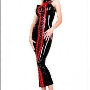 S148- Rochie Latex PVC - Costume latex si PVC - Haine > Haine Femei > Costume latex si PVC