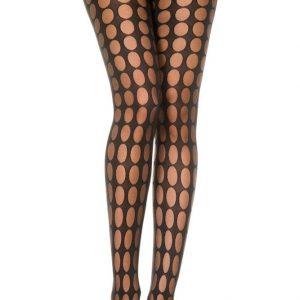 STK127-1 Ciorapi sexy cu model cu cercuri - Ciorapi dama - Haine > Haine Femei > Ciorapi si manusi > Ciorapi dama