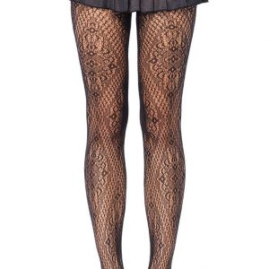 STK131-1 Ciorapi lungi cu model elegant - Ciorapi dama - Haine > Haine Femei > Ciorapi si manusi > Ciorapi dama