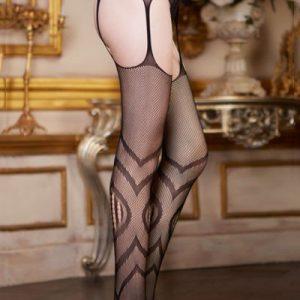 STK163-1 Ciorapi sexy cu decupaj - Ciorapi dama - Haine > Haine Femei > Ciorapi si manusi > Ciorapi dama