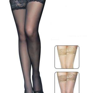 STK28-1 Accesorii ciorapi eleganti de seara - Ciorapi dama - Haine > Haine Femei > Ciorapi si manusi > Ciorapi dama