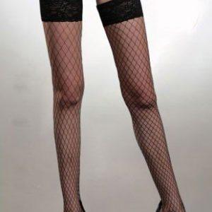 T122 Ciorapi eleganti tip plasa - Ciorapi dama - Haine > Haine Femei > Ciorapi si manusi > Ciorapi dama