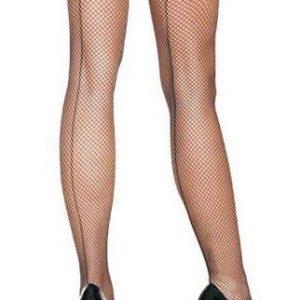 T42 Ciorapi sexy din plasa cu dantela in partea superioara - Ciorapi dama - Haine > Haine Femei > Ciorapi si manusi > Ciorapi dama