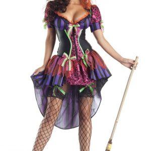 W304 Costum tematic vrajitoare sexy - Vrajitoare - Vampir - Haine > Haine Femei > Costume Tematice > Vrajitoare - Vampir