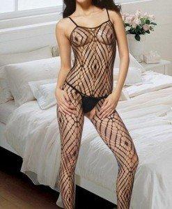 Y23 - Lenjerie Intima - Body Plasa Sexy - Bodystockings