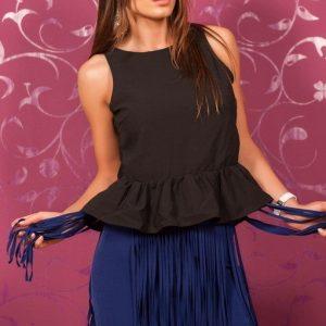 Zr01 Fusta cu Franjuri - Zara - Haine > Brands > Zara